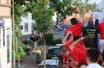 Meisterfeier 2015 - Buss rundfahrt durch offenbach
